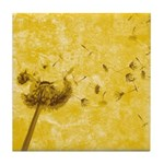 Wish Flower Tile Coaster