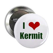 I love Kermit Button