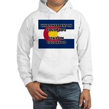 What Happens In CONNECTICUT Stays There Hoodie