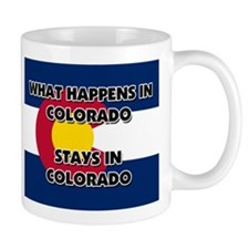 What Happens In CONNECTICUT Stays There Mug