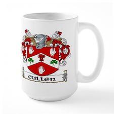 Cullen Coat of Arms Mug