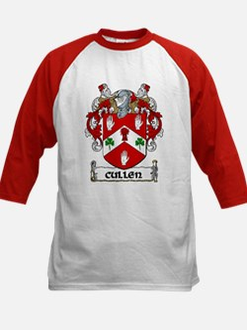 Cullen Coat of Arms Kids Baseball Jersey