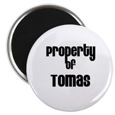 Property of Tomas Magnet