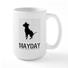Mayday Pit Bull Rescue & Advo Mug