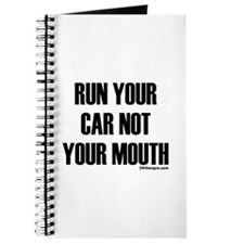 Car Not Mouth Journal