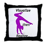 Gymnastics Pillow - Visualize