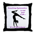 Gymnastics Pillow - Coach