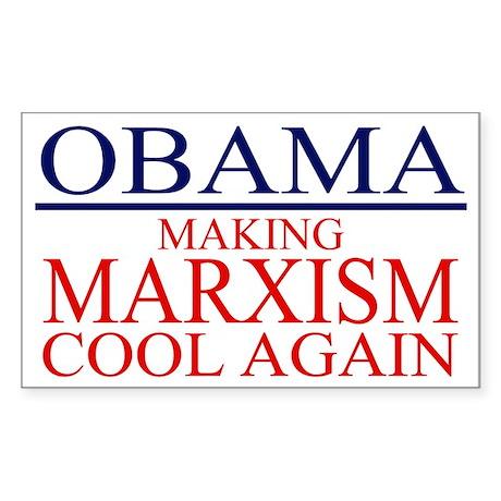 Obama-Marxism Bumper Sticker (50 pack)