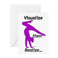 Gymnastics Card - Visualize