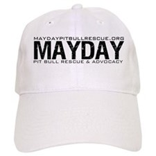 Mayday Pit Bull Rescue & Advo Baseball Cap