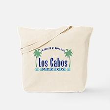 Los Cabos Happy Place - Tote or Beach Bag