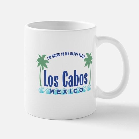 Los Cabos Happy Place - Mug
