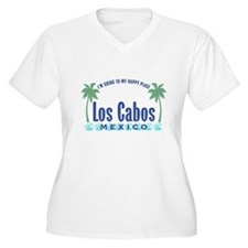 Los Cabos Happy Place - T-Shirt