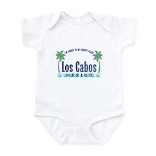 Los Cabos Happy Place - Infant Bodysuit