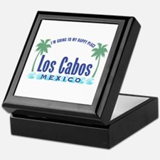 Los Cabos Happy Place - Keepsake Box