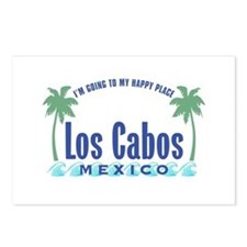 Los Cabos Happy Place - Postcards (Package of 8)