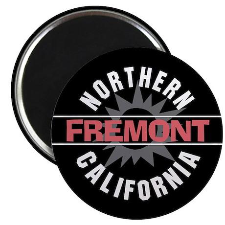 Fremont California Magnet