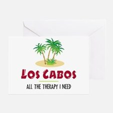 Los Cabos Therapy - Greeting Card