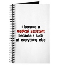 Med Asst Suck at Everything Journal