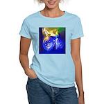 ALIEN LAND RIDE - ART Women's Light T-Shirt