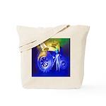 ALIEN LAND RIDE - ART Tote Bag