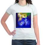 ALIEN LAND RIDE - ART Jr. Ringer T-Shirt