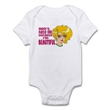 Don't Hate Me... Infant Bodysuit