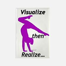Gymnastics Magnet - Visualize