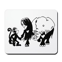 Gillian and Friends Mousepad