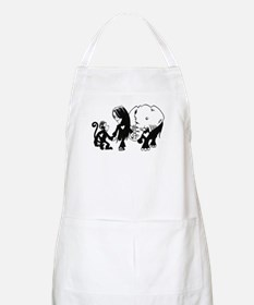 Gillian and Friends BBQ Apron