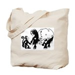 Gillian and Friends Tote Bag