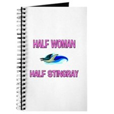 Half Woman Half Stingray Journal