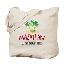 Mazatlan Therapy - Tote or Beach Bag