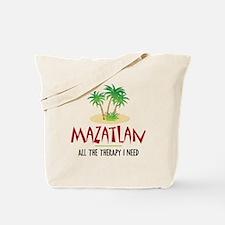 Mazatlan Therapy - Tote or Beach Bag
