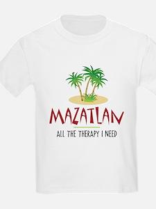 Mazatlan Therapy - T-Shirt