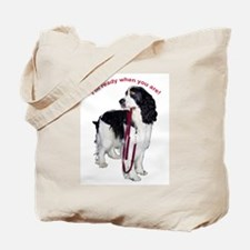 """I'm ready when you are."" Tote Bag"