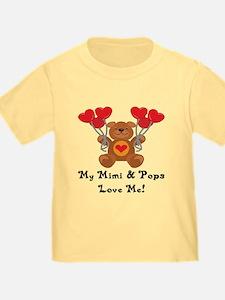 Mimi & Pops Love Me T
