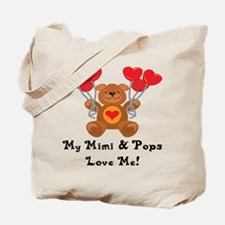 Mimi & Pops Love Me Tote Bag