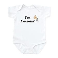 I'm Awesome Infant Bodysuit
