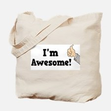 I'm Awesome Tote Bag