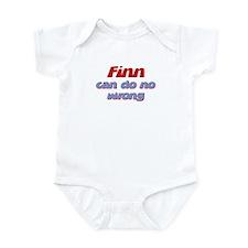 Finn Can Do No Wrong Infant Bodysuit