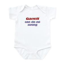 Garrett Can Do No Wrong Infant Bodysuit