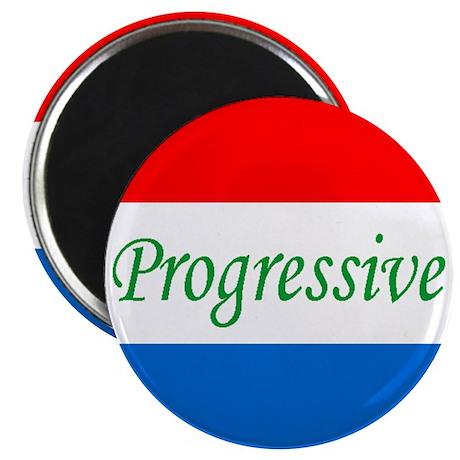 Progressive Political Magnet