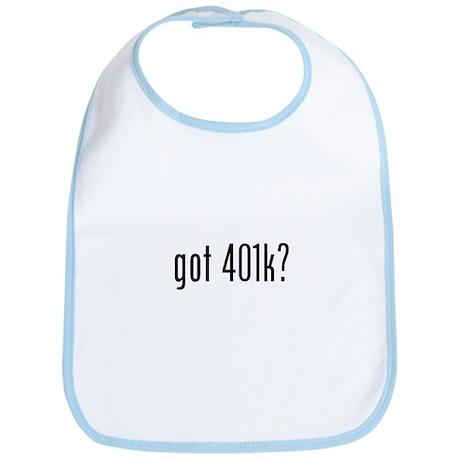 got 401k? Bib