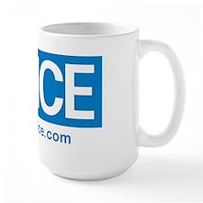 Village Voice Large Logo Mug