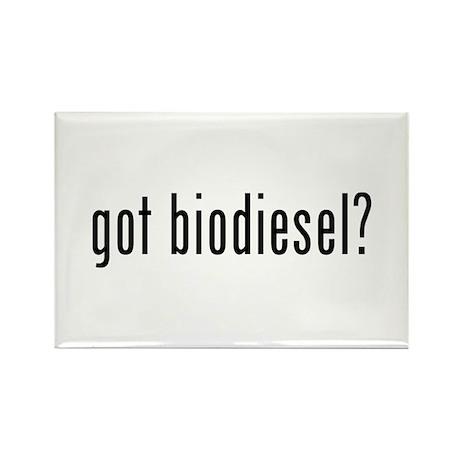 got biodiesel? Rectangle Magnet (10 pack)