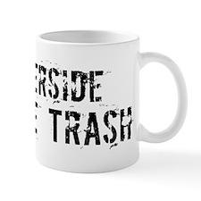 Riverside White Trash Mug