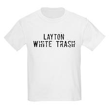 Layton White Trash T-Shirt