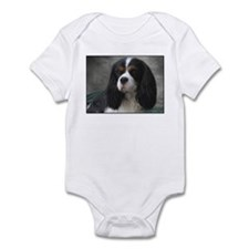 Tricolor Infant Bodysuit