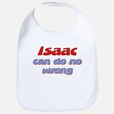 Isaac Can Do No Wrong Bib